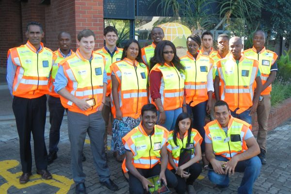 Informal-Area-Metering-SMEC-South-Africa-team