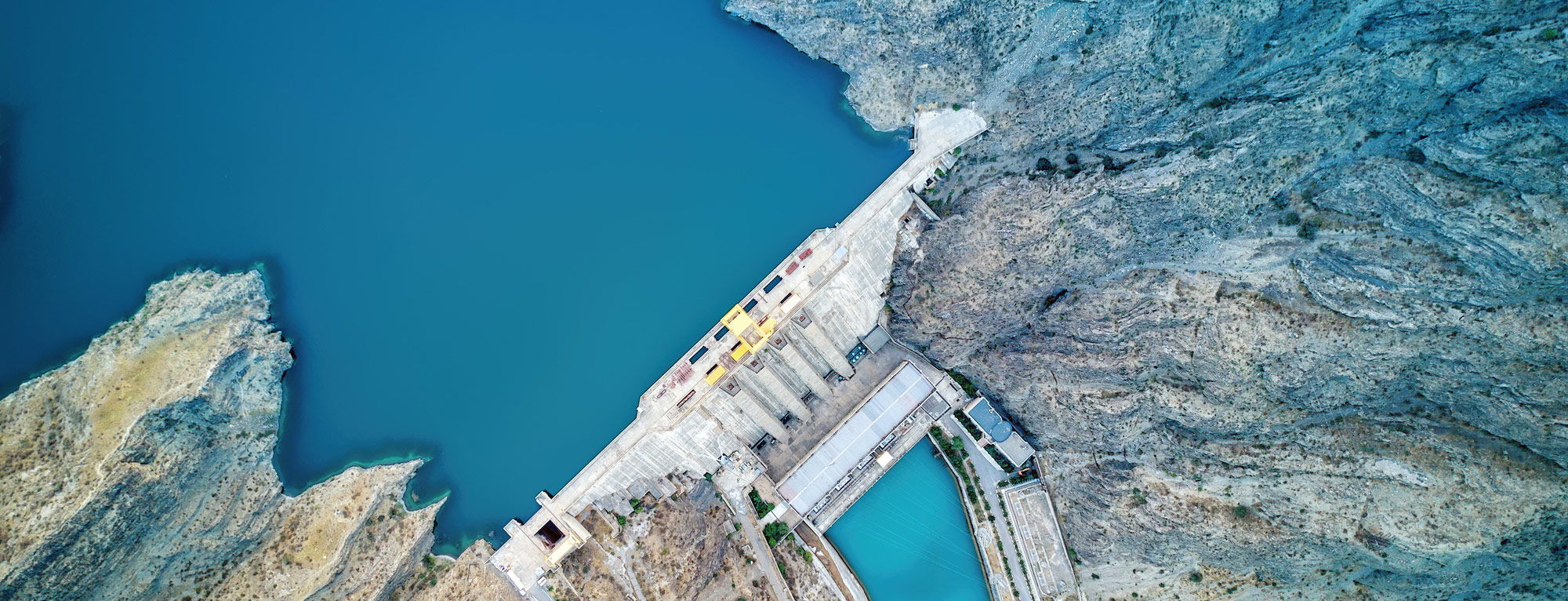 70 Years Forward: Water and hydropower