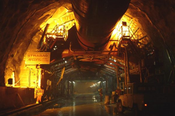Rohtang-Tunnel