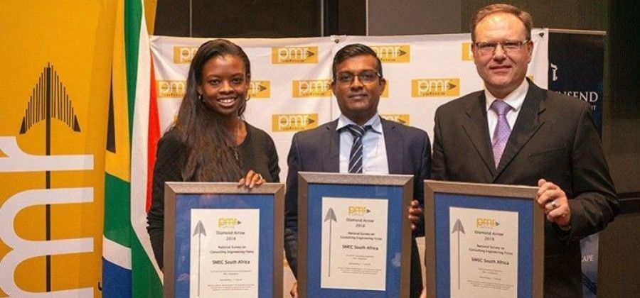 SMEC South Africa wins top research-based industry awards