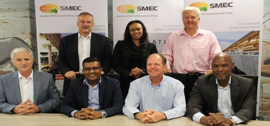 SMEC South Africa Signs New Partnership
