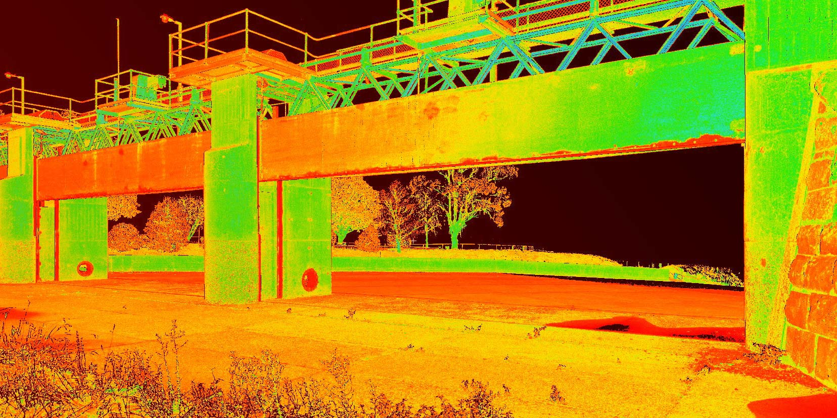 Improving safety and reducing costs with 3D scanners