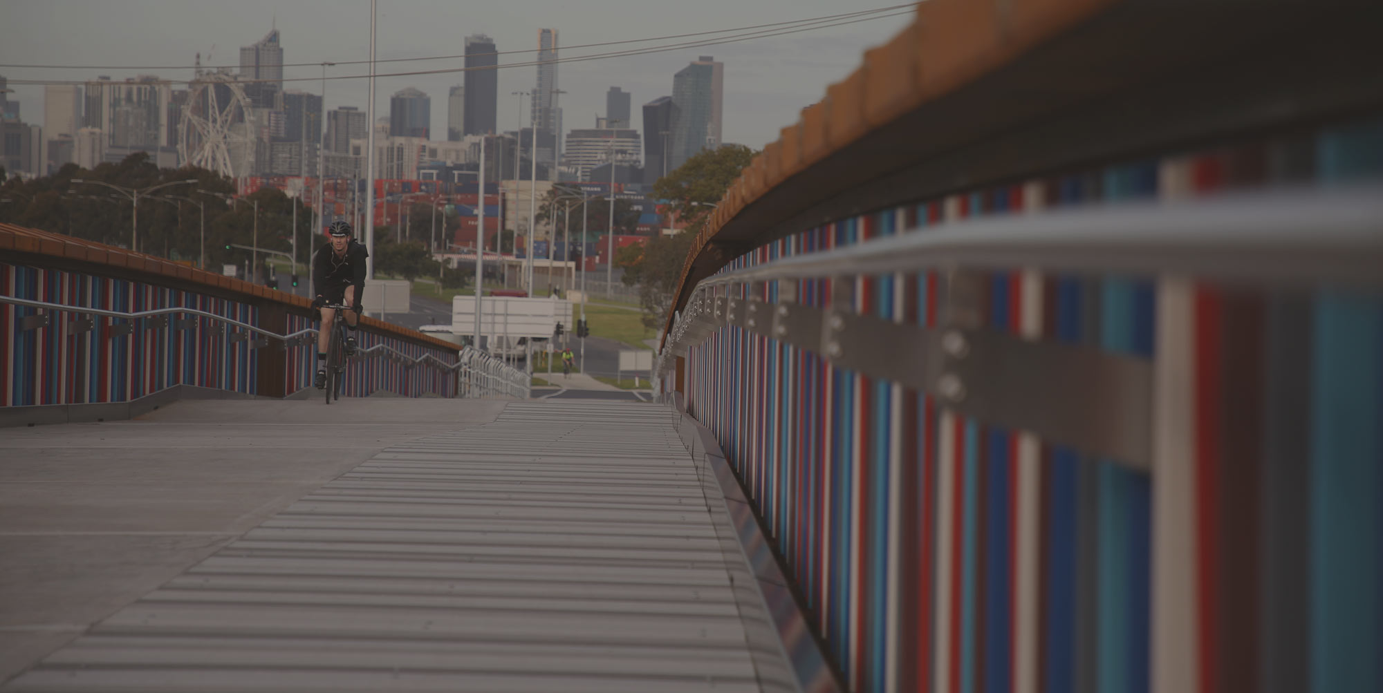 Tolled Cycleways for Melbourne, if the price was right I would pay for it