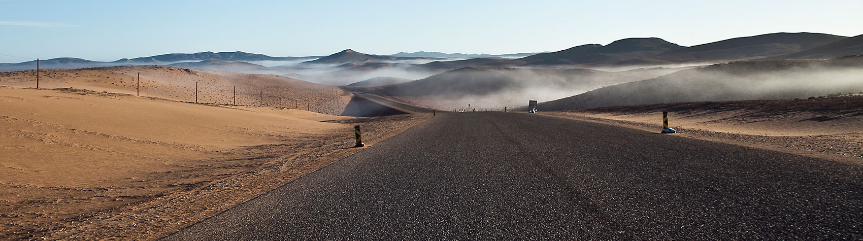 Responding to a challenge: the Namibian Main Road 118 Upgrade