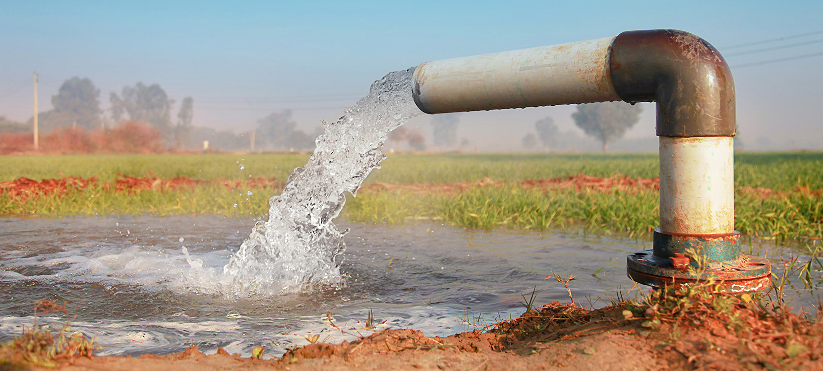 An innovative, community-based approach to irrigation asset management in India