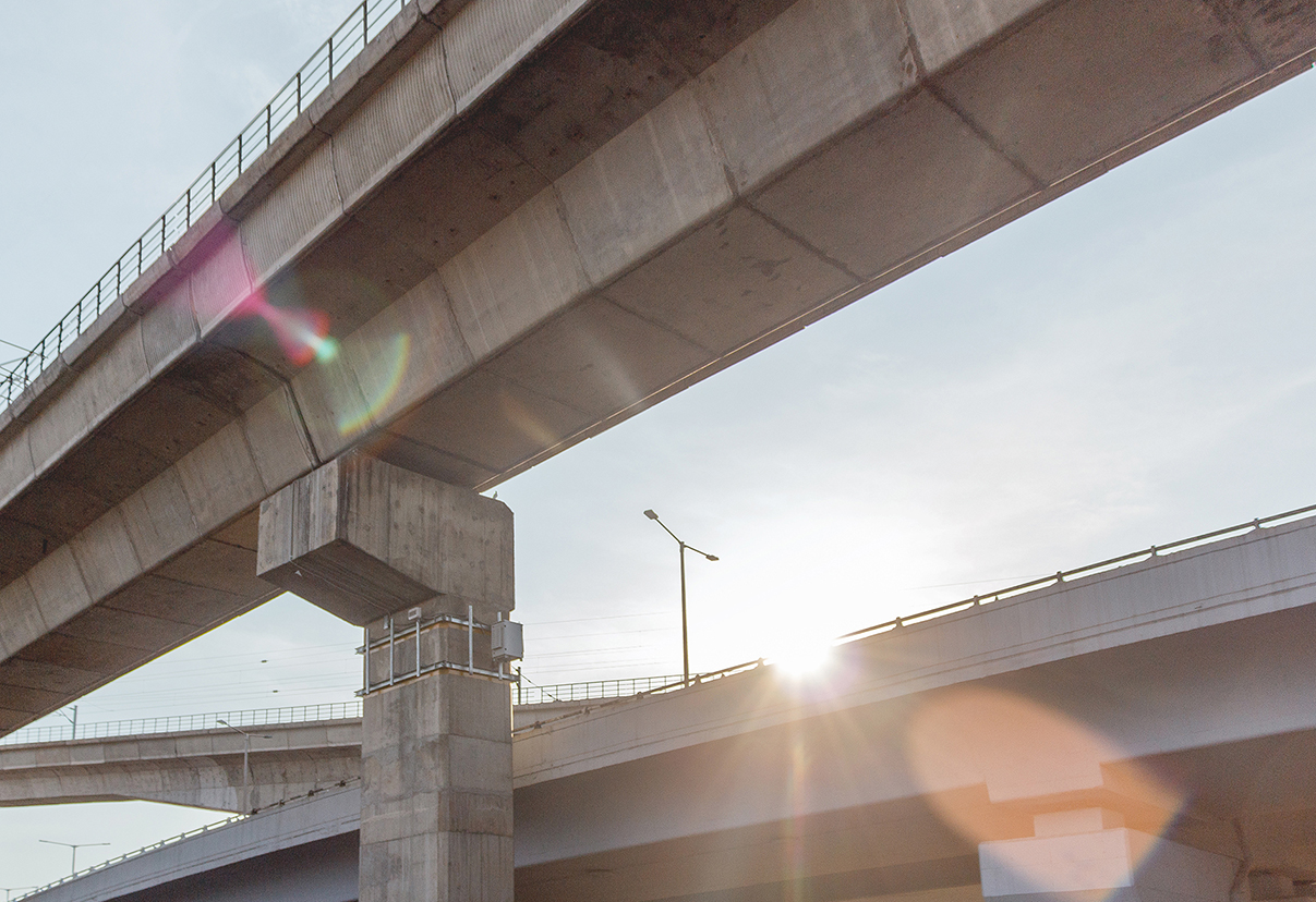 A reliable delivery partner: Progressing essential infrastructure during COVID-19