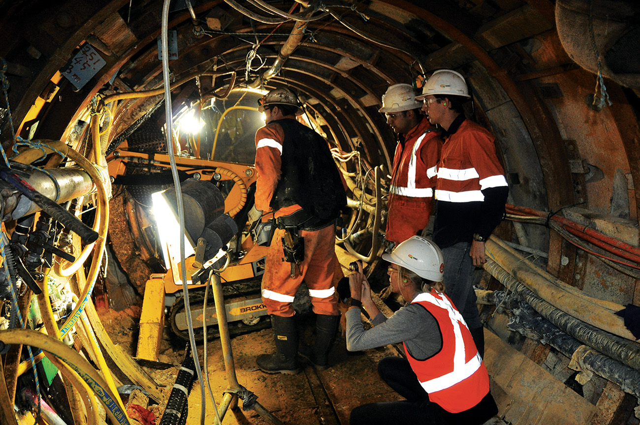 Digging deep – what it takes to be a global tunnelling expert